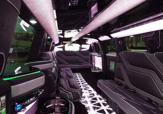 Range Rover Stretch Limo