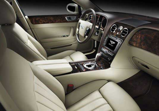 Bentley Flying Spur Sedan for Napa