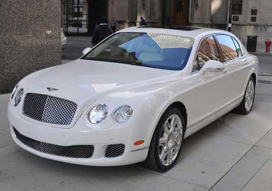 Bentley Flying Spur Sedan for Napa
