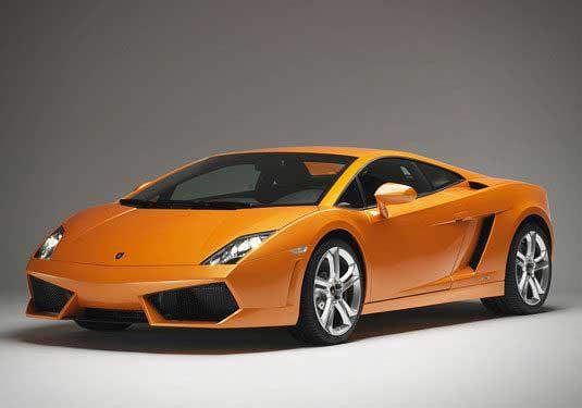 Lamborghini Gallardo for Napa- Sonoma