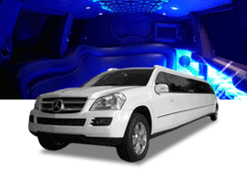 Mercedes GL AMG Limo