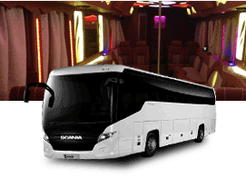 Party Bus Service Napa
