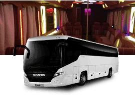 Party Bus Service Napa
