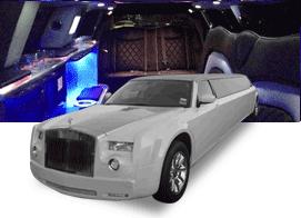 Rolls limo