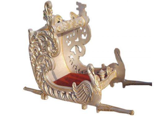 Exotic Bride/Groom Chair