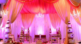 Indian Wedding Mandaps/Stage