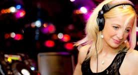 Electrifying DJ Napa